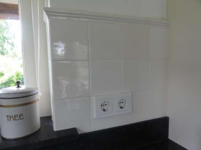 Zwart Witte Keukentegels : Delfter Fliesen in 25 Weißtönen